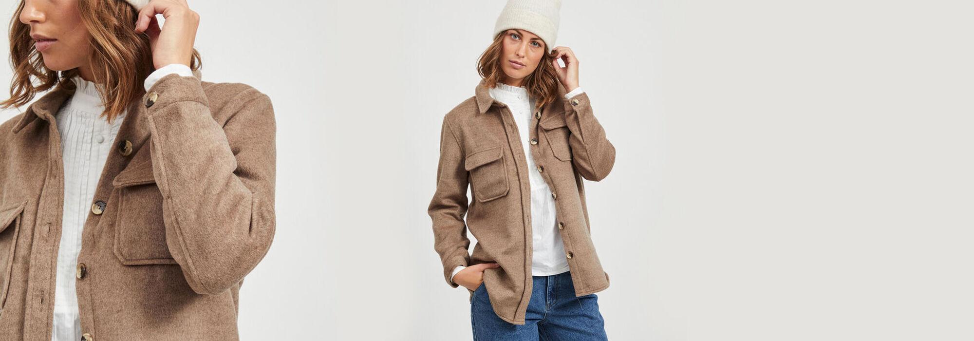Primeras prendas de abrigo