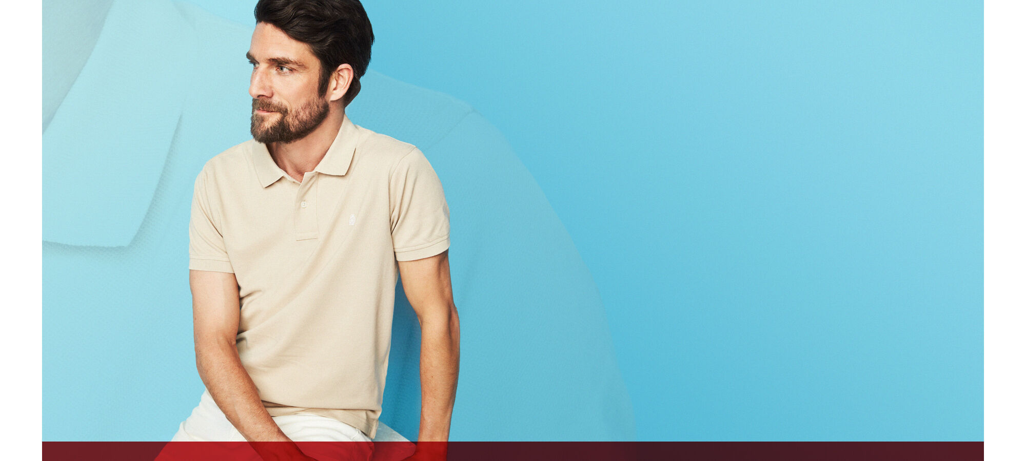 Polos  & Shirts up to 50% off