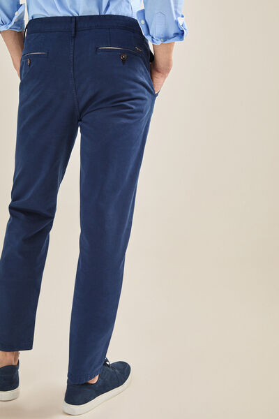 Cortefiel - Slim fit chinos - 3