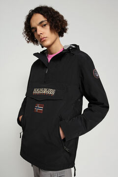 Cortefiel Napapijri RAINFOREST S PKT jacket Black