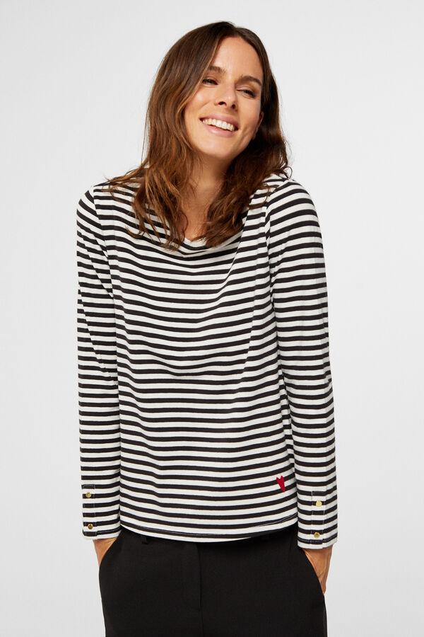 mejor lugar para sección especial orden Tops y camisetas de mujer | Cortefiel