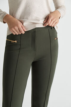 Cortefiel Ponte Roma trousers Green