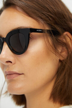 Cortefiel BLACK HAYES  sunglasses Black