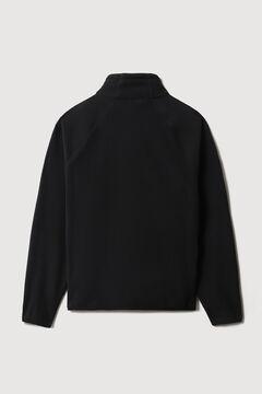 Cortefiel Napapijri TEAR BOX fleece Black