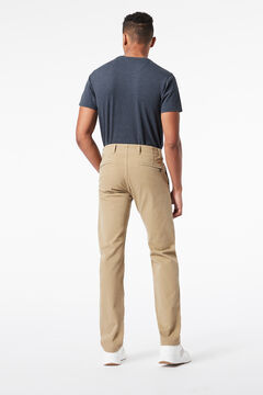 Cortefiel 362 Flex™ Dockers® Alpha slim trousers Stone