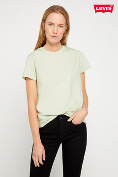 Cortefiel Short-sleeved Levi's® T-shirt with logo Green