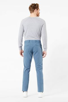 Cortefiel Alpha slim Dockers® trousers with Smart 360 Flex™ Stone