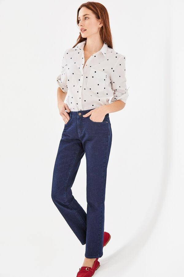 78d3283cb8 Cortefiel Jeans slim fit Azul