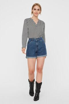 Cortefiel Denim shorts Bluejeans