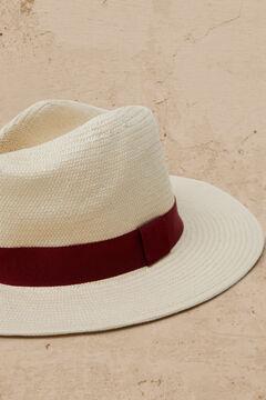 Cortefiel Sombrero Beige