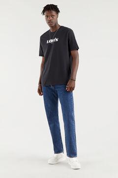 Cortefiel Camiseta Levis® Negro