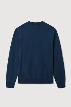 Cortefiel Napapijri B-BOX H round neck sweatshirt Bordeaux