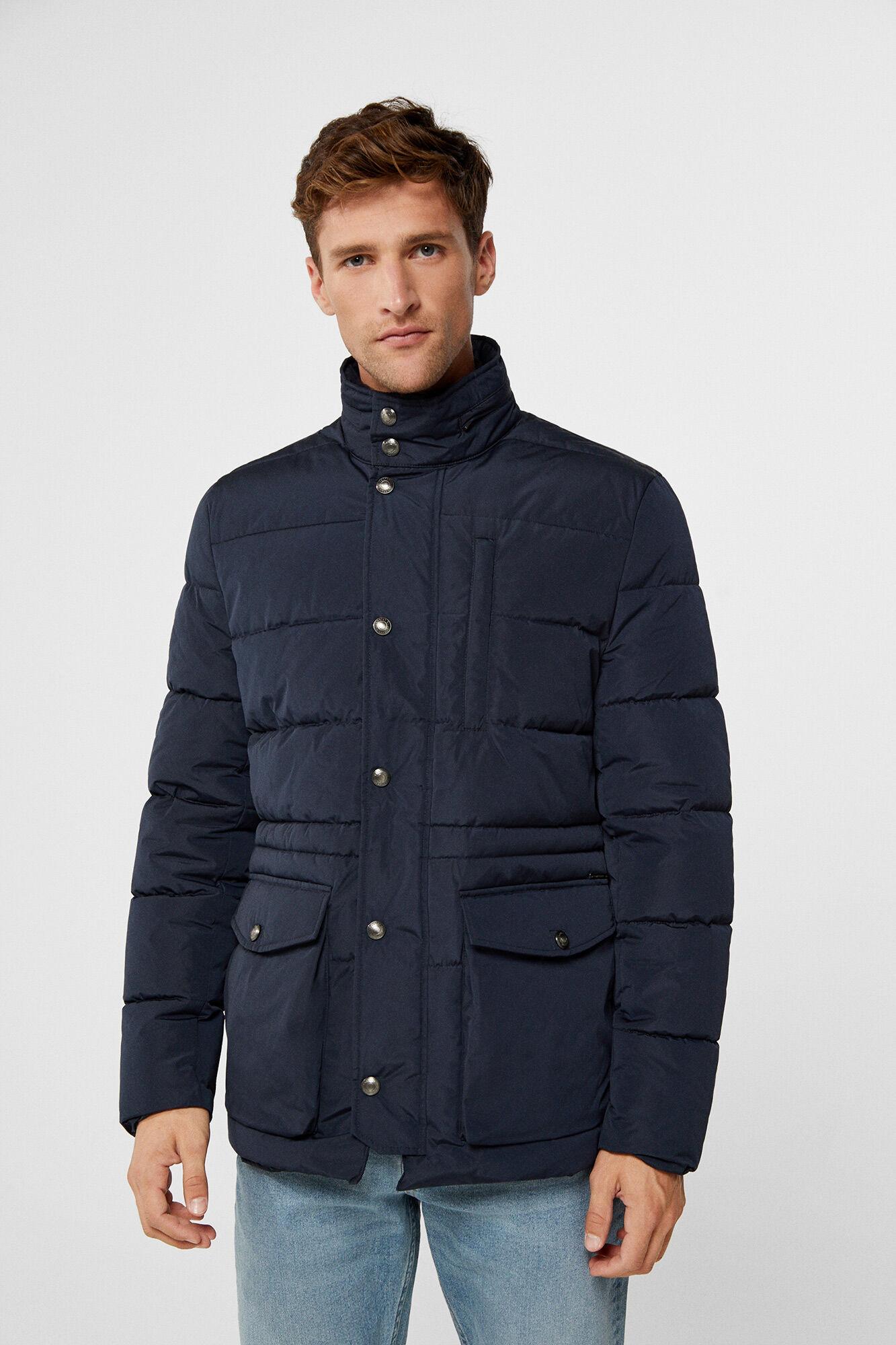 Cazadoras y chaquetas de hombre | Cortefiel