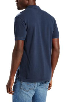 Cortefiel Polo Levi's® logo chest Royal blue