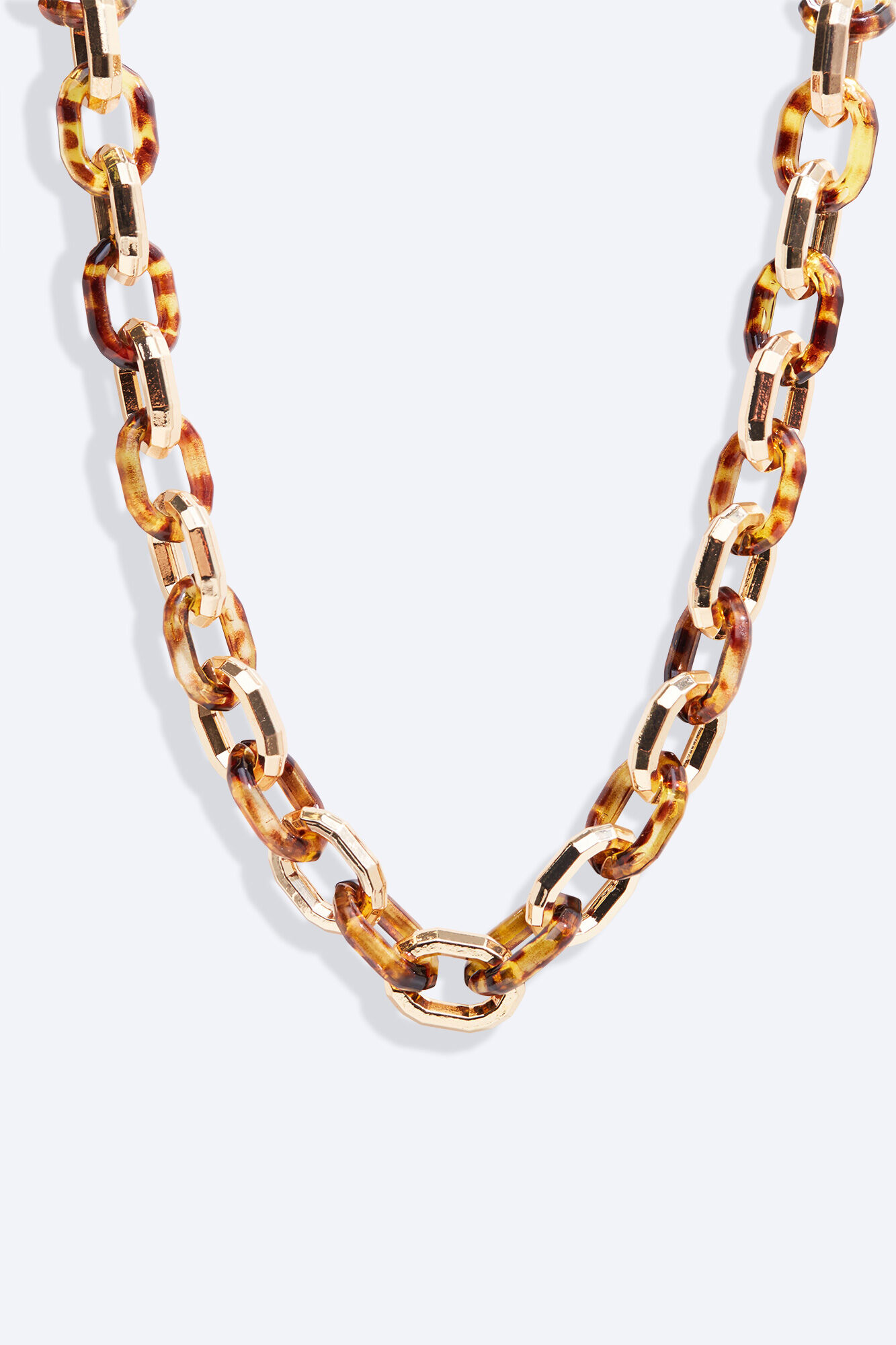 b2d741825c4b Mixed link necklace