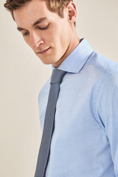 Cortefiel - Camisa de vestir lisa tailored - 1