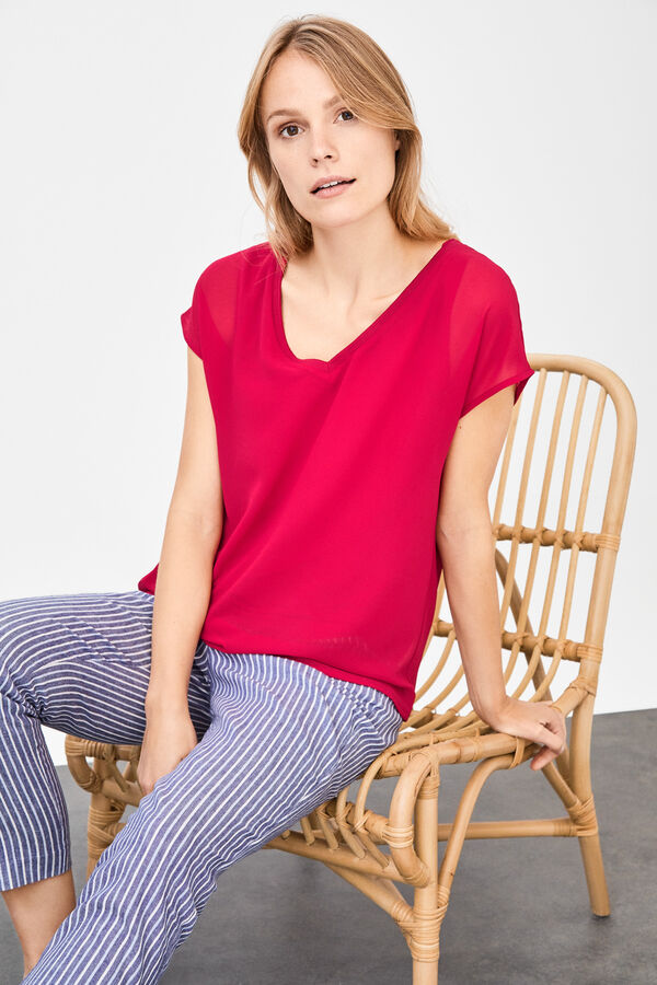 43f0cf6c Tops y camisetas de mujer   Cortefiel