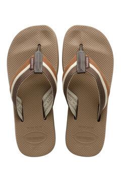Cortefiel NEW URBAN WAY flip-flops Camel