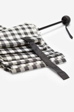 Cortefiel Folding umbrella Black