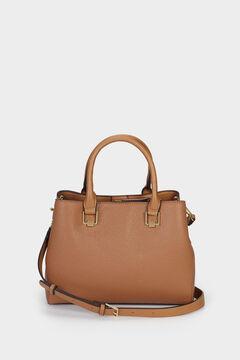 Cortefiel Removable crossbody shopper bag Mole