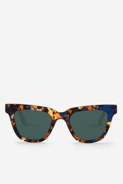 Cortefiel SEASIDE LETRAS  sunglasses Tobaco