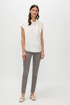 Cortefiel Sensational minimiser jeans Ecru