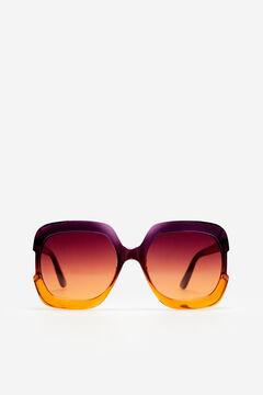Cortefiel  Gafas de sol Vintage Starlite Red
