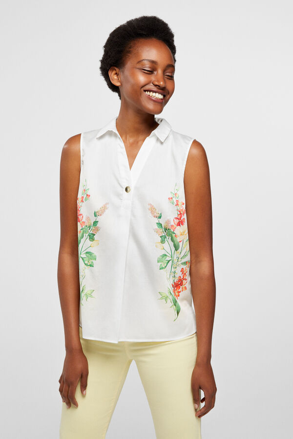 92d2986a Women's blouses and shirts | Cortefiel