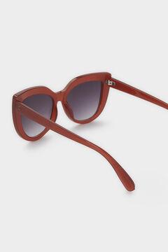 Cortefiel Acetate sunglasses Fuchsia