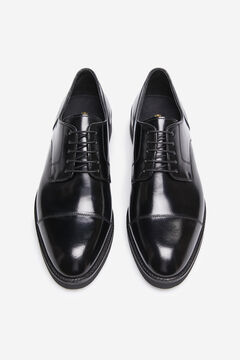 Cortefiel Smart rubber-soled shoes Black