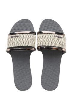 Cortefiel YOU TRANCOSO  flip-flops Gray