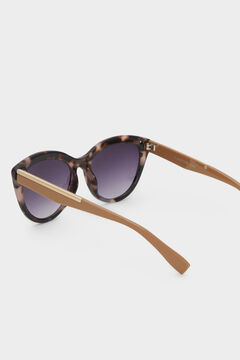Cortefiel Acetate sunglasses Kaki