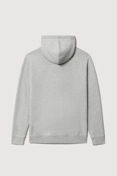 Cortefiel Napapijri B-BOX H hooded sweatshirt Gray