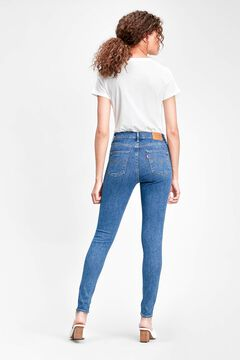 Cortefiel 310™ Levi's® shaping super skinny jeans Royal blue