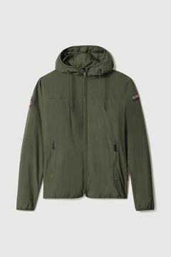 Cortefiel Napapijri AVALON WINT jacket Green
