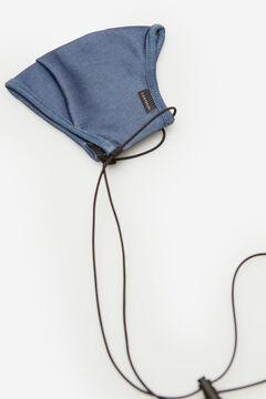 Cortefiel Mascarilla higiénica reutilizable (La Máscara) Azul