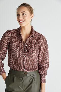 Cortefiel Camisa algodón orgánico Varios
