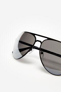 Cortefiel Gafas de sol Pilot Alejandro Sanz Black