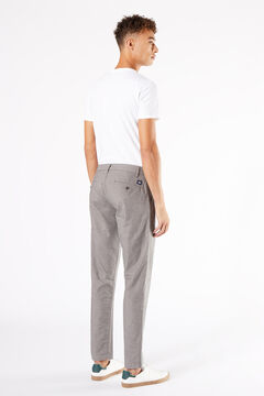 Cortefiel CASUAL Dockers®  CHINO TAPERED - LITE Gray