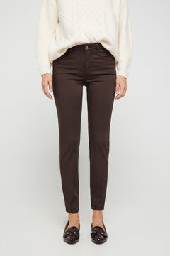 Cortefiel Original Sensational jeans Dark brown