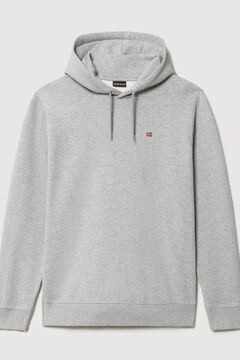 Cortefiel Napapijri BALIS HOOD hooded sweatshirt Gray