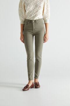 Cortefiel Sculpt fit jeans Dark gray