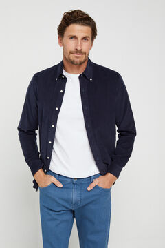 Cortefiel Jeans COOLMAX ECOMADE ALL SEASON® regular Azul