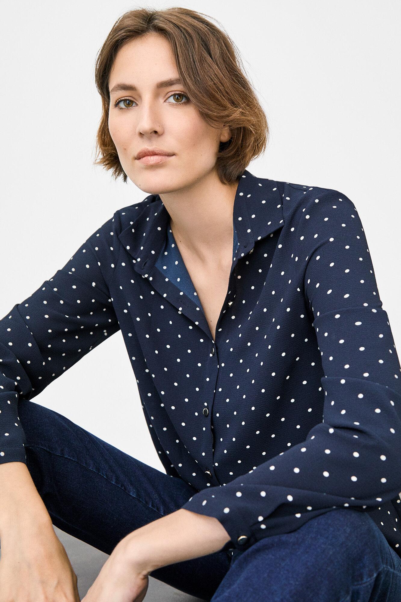 Blusas Y Camisas De Cortefiel Mujer rrz8xRwq