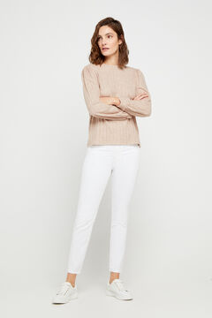 Cortefiel Sensational jeggings White