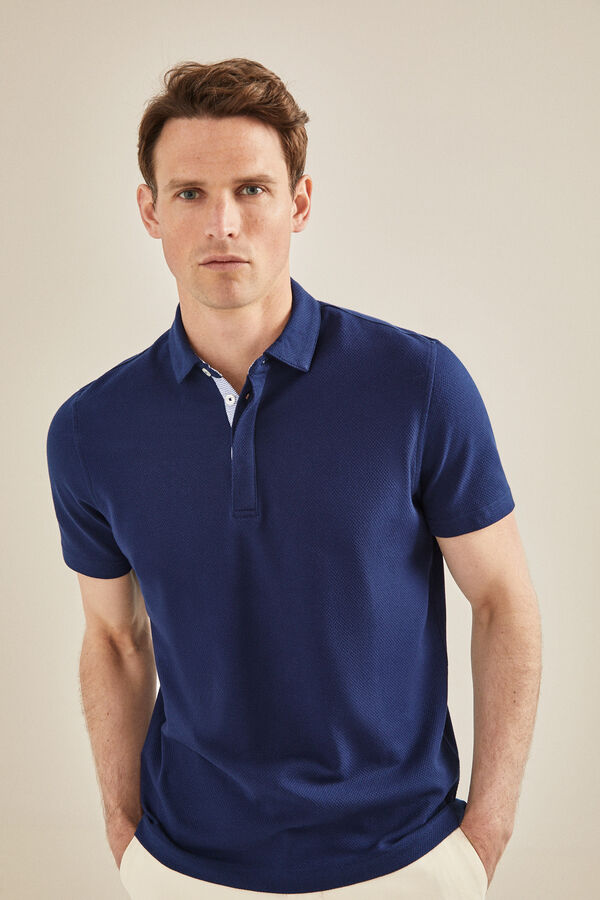 c797ad603 Men's polo shirts and t-shirts | Cortefiel