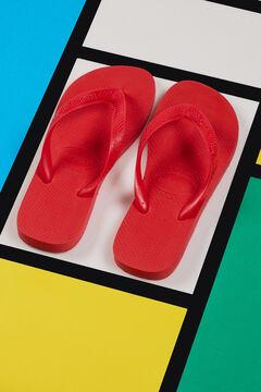 Cortefiel TOP flip-flops Pink