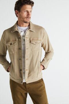 Cortefiel Denim jacket Mole