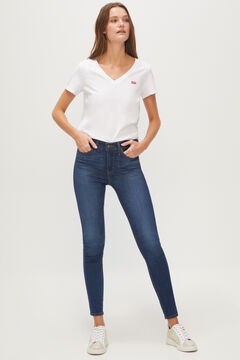 Cortefiel 310™ Super Skinny Jeans Royal blue