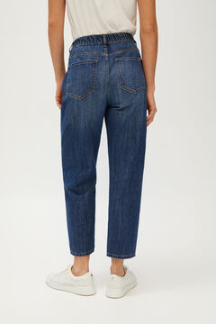 Cortefiel Relaxed fit jeans Blue jeans